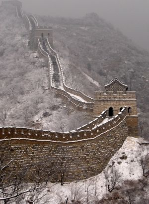 GreatWallChinabySteveWebel