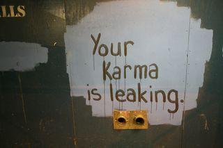 KarmaLeak