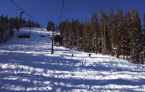 1Chairlift